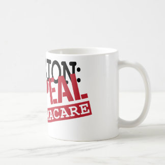 Mission: Repeal ObamaCare Mug