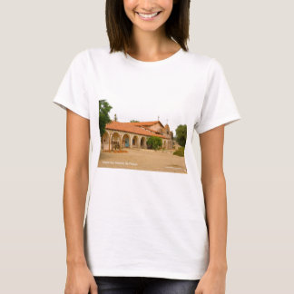 Mission San Antonio de Padua California Products T-Shirt
