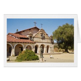 Mission San Antonio de Padua Greeting Card