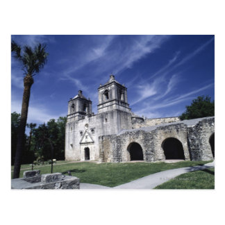 Mission San Jose, San Antonio, Texas, USA Postcard