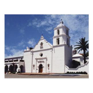 Mission San Luis Rey de Francia Postcard