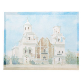 Mission San Xavier del Bac Notepad