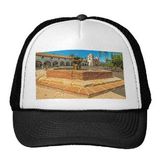 Mission Santa Barbara Hats