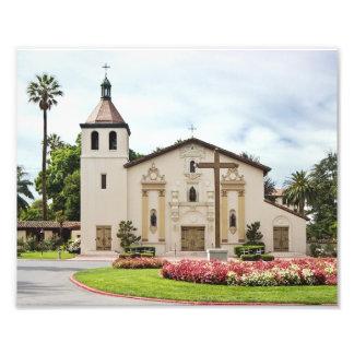 Mission Santa Clara de Asis Photo