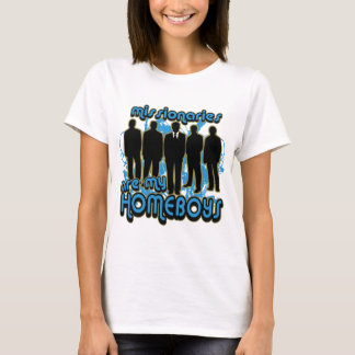 Missionaries Are My Homeboys T-Shirt