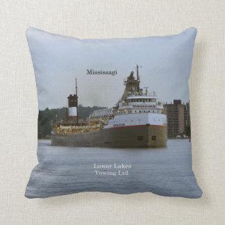 Mississagi all square pillow