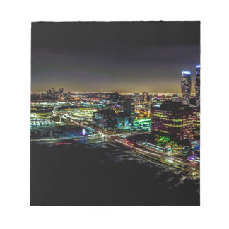 Mississauga, Ontario At Night Notepad