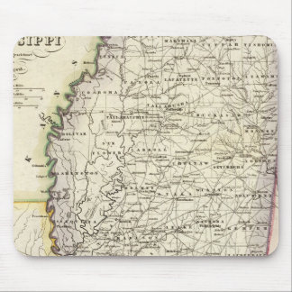 Mississippi 12 mouse pad