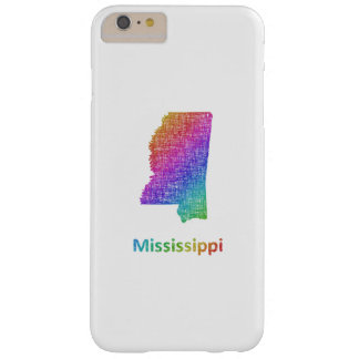 Mississippi Barely There iPhone 6 Plus Case