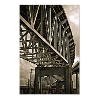 Mississippi Bridges Trusses Photo Art
