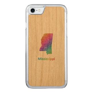 Mississippi Carved iPhone 8/7 Case