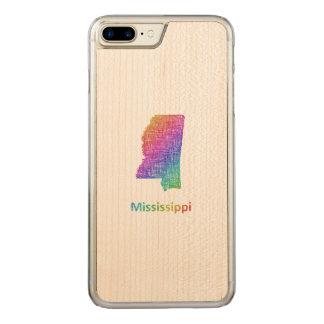 Mississippi Carved iPhone 8 Plus/7 Plus Case