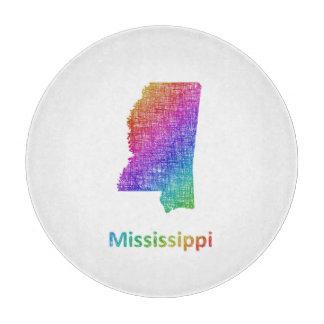 Mississippi Cutting Board