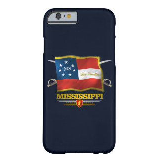 Mississippi Deo Vindice Barely There iPhone 6 Case