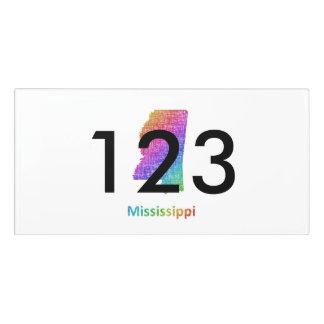Mississippi Door Sign