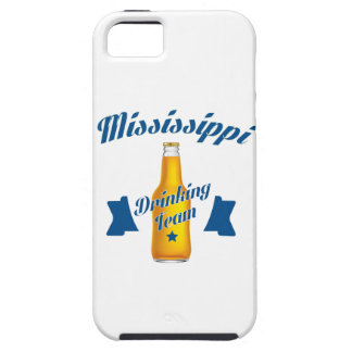 Mississippi Drinking team Tough iPhone 5 Case