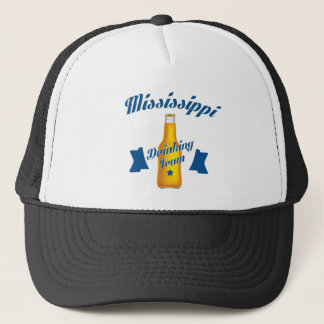 Mississippi Drinking team Trucker Hat