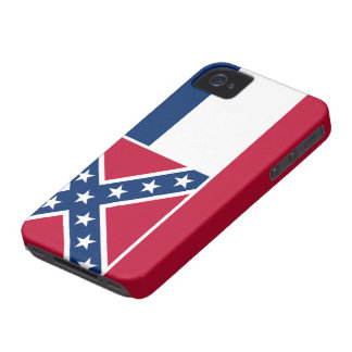 Mississippi Flag iPhone 4 Covers