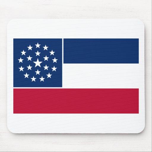 Mississippi Flag Proposal Mousepad