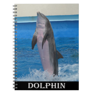 Mississippi, Florida Dolphin Note Book