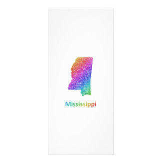 Mississippi Full Color Rack Card