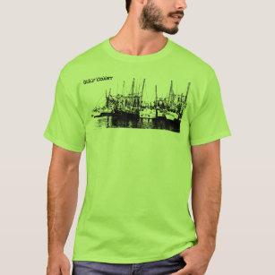 Mississippi Gulf Coast - Pass Christian Harbour T-Shirt