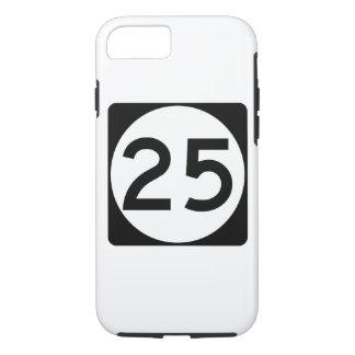 Mississippi Highway 25 iPhone 8/7 Case