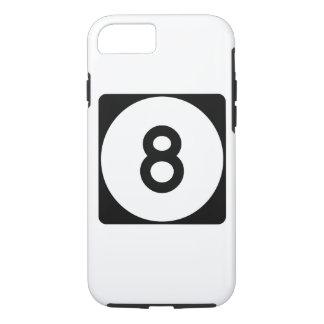 Mississippi Highway 8 iPhone 8/7 Case