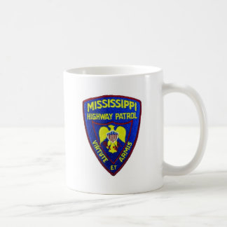 Mississippi Highway Patrol Coffee Mug