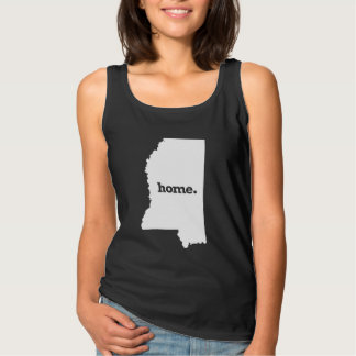Mississippi Home Basic Tank Top