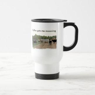 Mississippi Levee Cows Mug