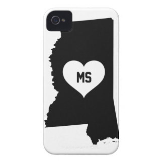Mississippi Love iPhone 4 Cover