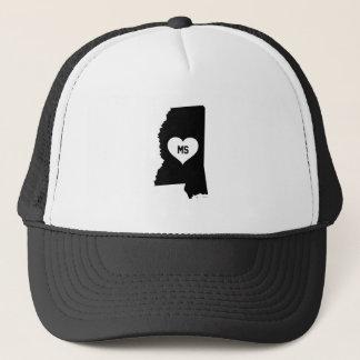 Mississippi Love Trucker Hat