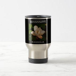 Mississippi Magnolia Travel Mug