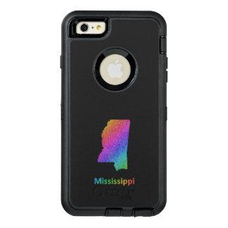 Mississippi OtterBox Defender iPhone Case