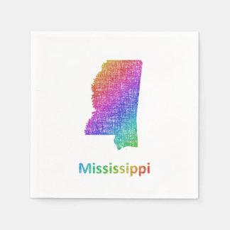 Mississippi Paper Serviettes