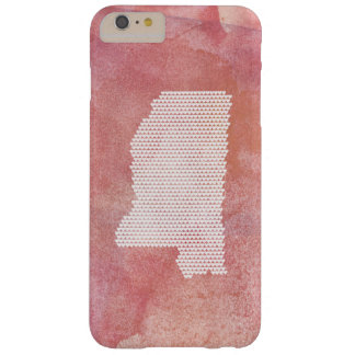 Mississippi Phone Case - Hearts