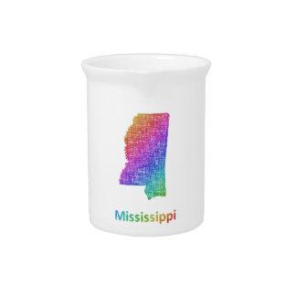 Mississippi Pitcher