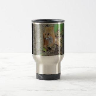 Mississippi Red Fox Travel Mug