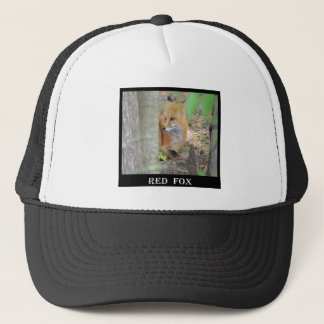 Mississippi Red Fox Trucker Hat
