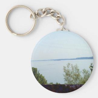 Mississippi River at Vicksburg Key Ring