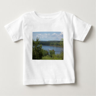 Mississippi River boat Baby T-Shirt
