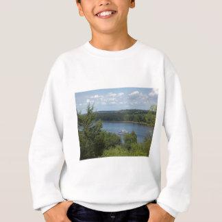 Mississippi River boat Sweatshirt