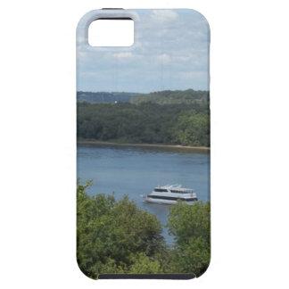 Mississippi River boat Tough iPhone 5 Case