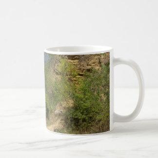 Mississippi River overlook Coffee Mug