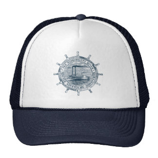 Mississippi River. Travels. Adventure. Discoveries Cap