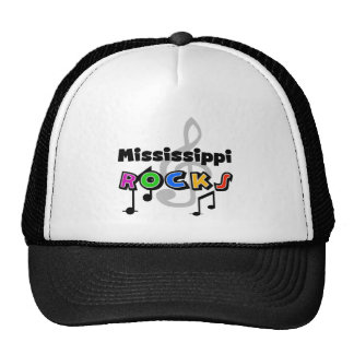 Mississippi Rocks Cap