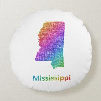 Mississippi Round Cushion
