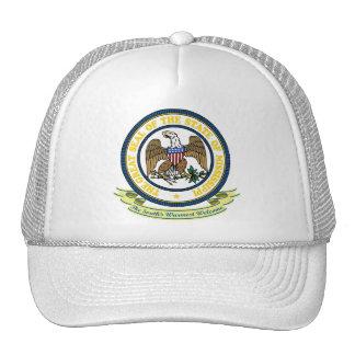 Mississippi Seal Trucker Hat