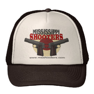 Mississippi Shooters Trucker Hat